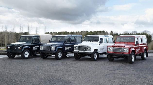 Land Rover Defender se jubila en 2015