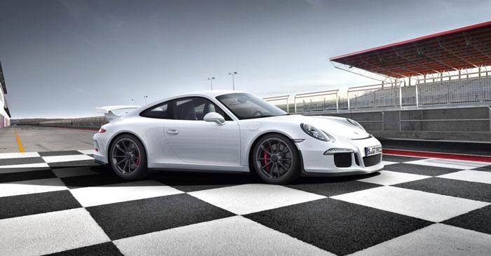 #MiércolesDeMotor – 911 GT3