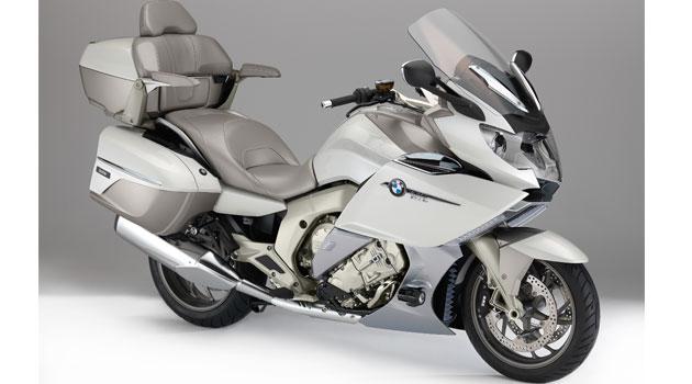 BMW K 1600 GTL Exclusive, lujo y confort en una motocicleta de ruta