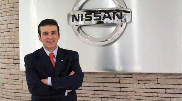 Airton Cousseau presidente y director general de Nissan México