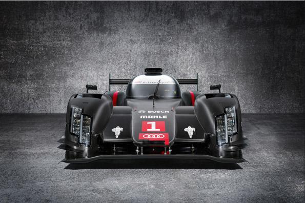 Audi prueba su nuevo prototipo para las 24 Horas de Le Mans
