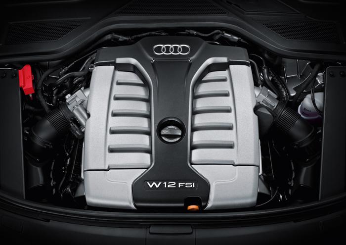 #MiércolesDeMotor – W12 6.3 FSI
