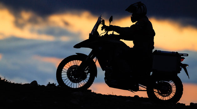 BMW Motorrad International GS Trophy 2014