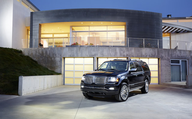 Lincoln presenta la nueva Navigator 2015