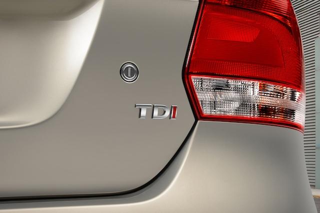 Listo el VW Vento TDi