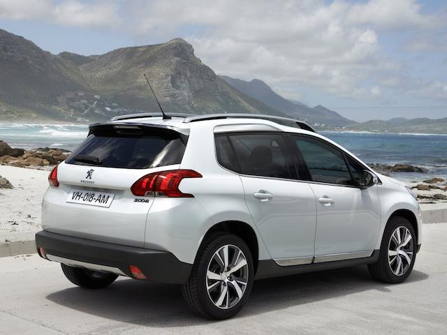 Peugeot 2008, características y lanzamiento