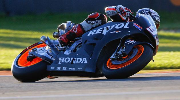 Inicia la pretemporada de MotoGP