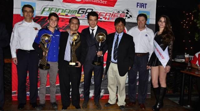 Giancarlo Vecchi y Escudería Mopar,  oficialmente Campeones en Panam GP Series