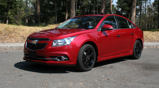 Manejamos el Chevrolet Cruze Turbo