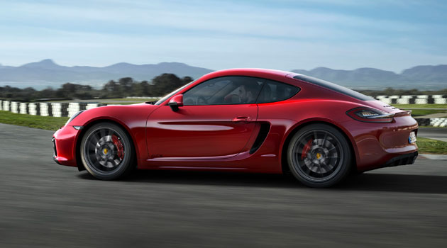Porsche entregó 120 mil unidades en el mundo