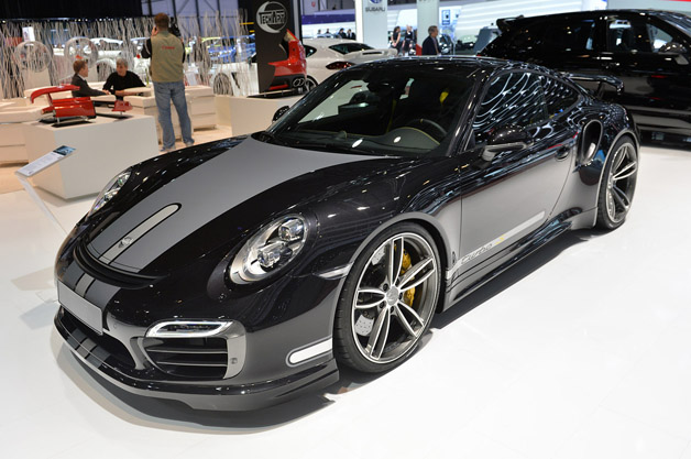 #ViernesDeVelocidad – Techart exprime al Porsche 911 hasta los 620 hp