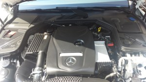 Mercedes-Benz Clase C motor
