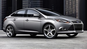 1.- Ford Focus 2013
