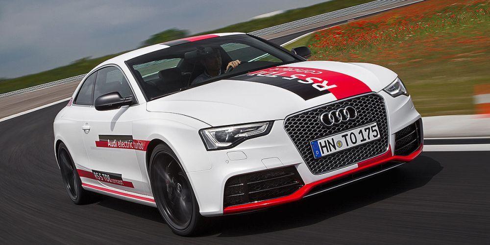 Audi RS5 TDI-e Concept