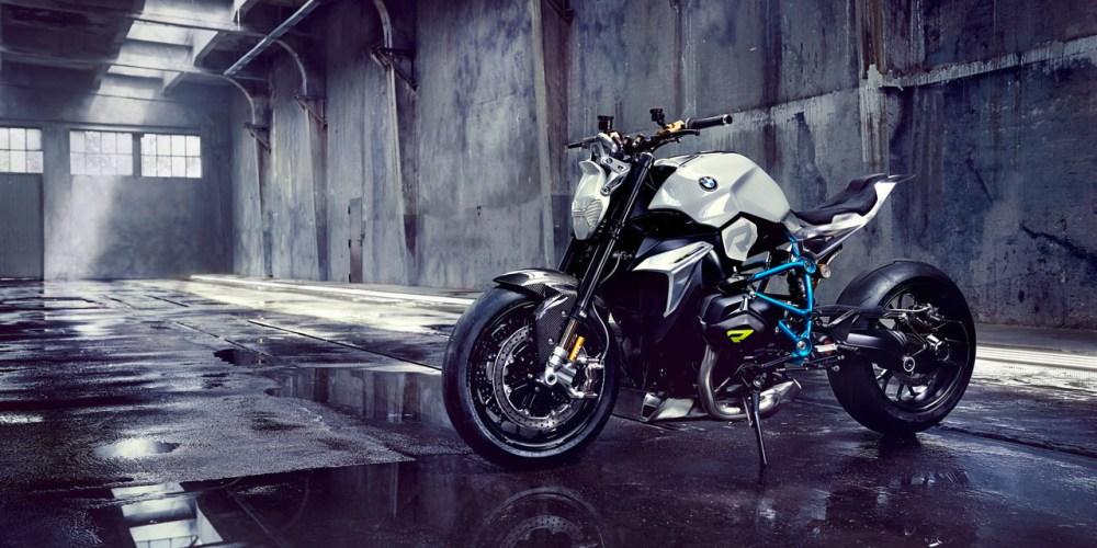 BMW Concept Roadster en Villa d´Este