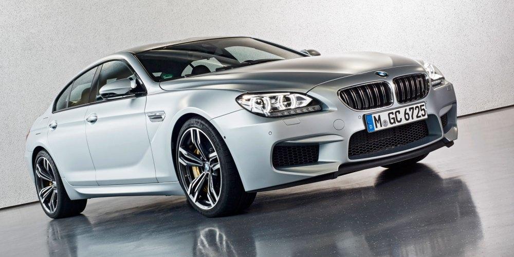 BMW M6 Gran Coupe a prueba