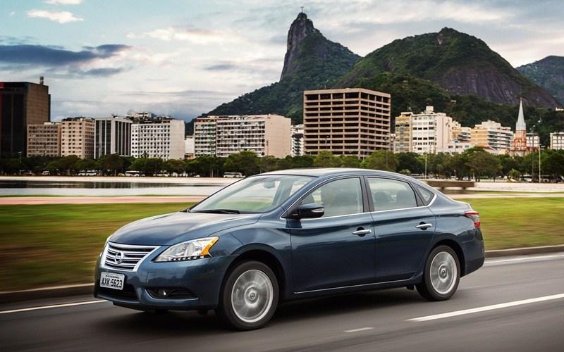 Nissan alcanza récords de ventas en Brasil con el nuevo Sentra producido en México