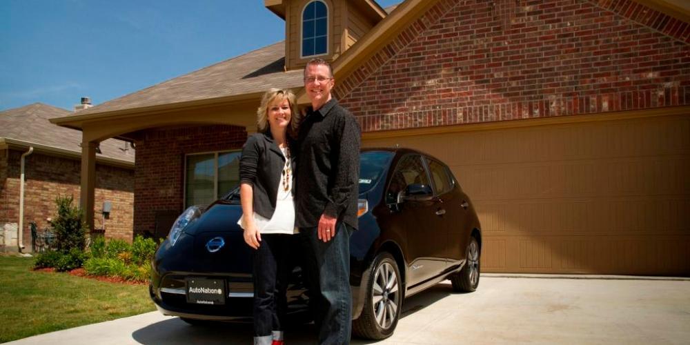 Nissan vende la unidad 50 mil del LEAF en Estados Unidos
