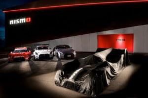 Nissan Revela Que Usará GT-T Nismo Para Buscar Vitória Nas 24 Horas De Le Mans Em 2015