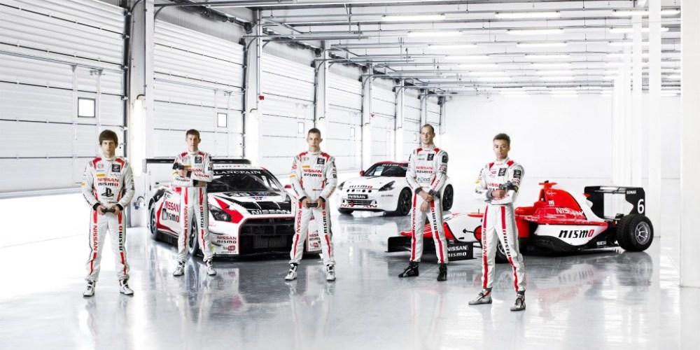 Nissan GT-Academy busca a sus próximos pilotos de carreras