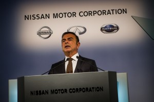 Carlos Ghosn, President and Chief Executive Officer