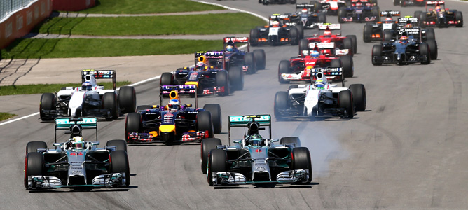 La F1 se vendería por 8.5 billones
