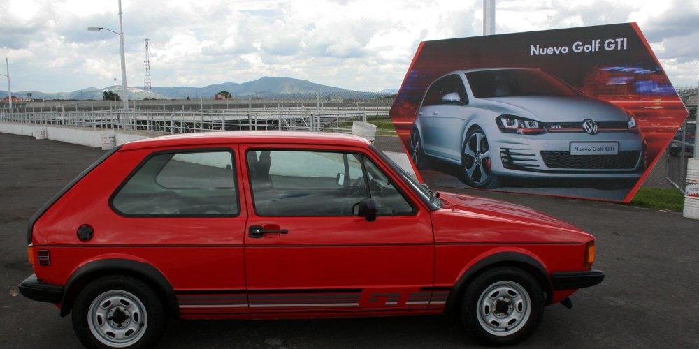 Nuevo Golf GTI