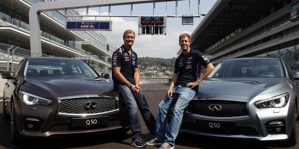 Sebastian Vettel se convierte en el primer piloto F1 en probar el circuito de Sochi