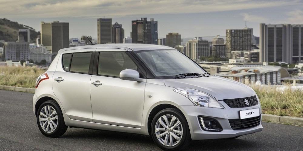 Suzuki Swift, cuatro millones de autos vedidos