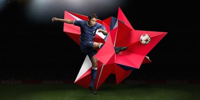 Nissan y UEFA Champions League lanzan el exclusivo  Gol de la Semana en septiembre