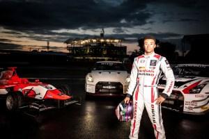 Mardenborough joins the motorsport elite
