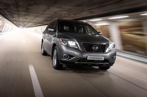 Russian Market Nissan Pathfinder