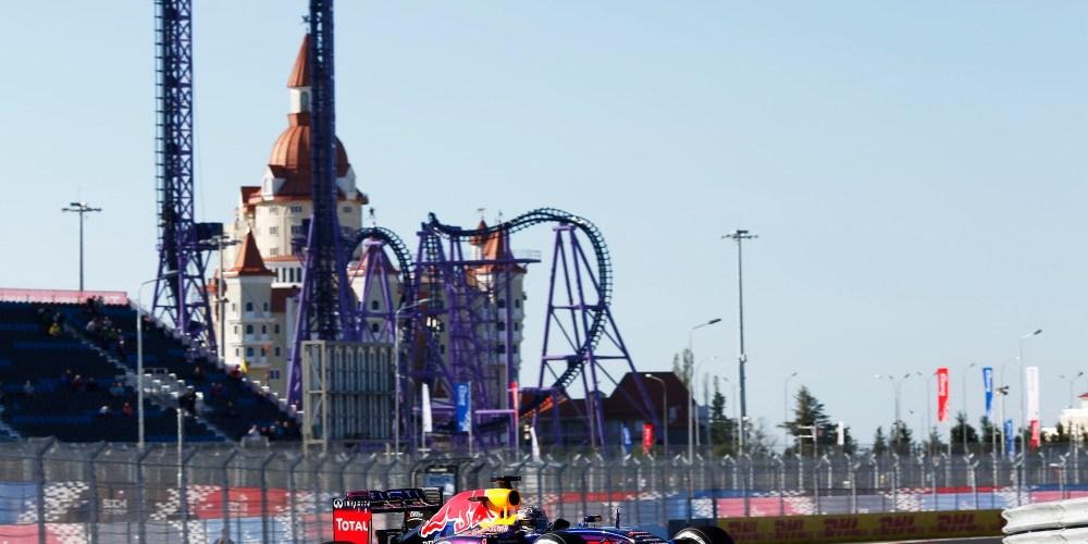 El Circuito de Sochi recibirá por primera vez a la Fórmula 1