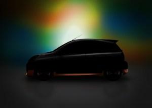 Nissan Brasil revela imagen de una versión especial de March previo a Sao Paulo Motor Show