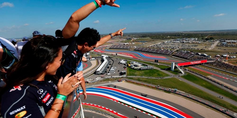 El Circuito de Las Américas albergará este fin de semana a la Fórmula 1