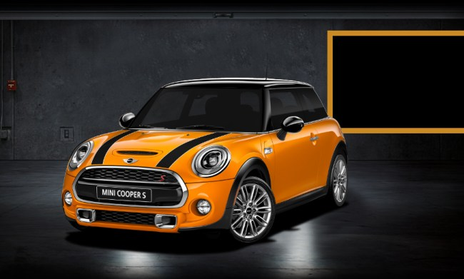 MINI COOPER S HOT CHILI