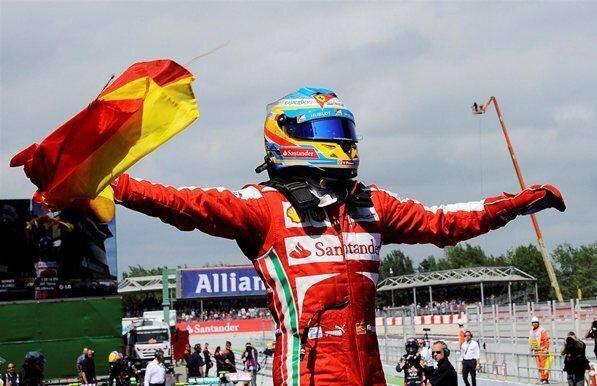 Fernando Alonso confirma su salida de la Scuderia Ferrari