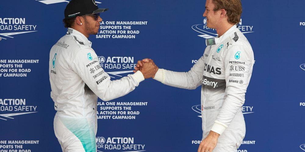 Nico Rosberg continua por la pelea del Campeonato