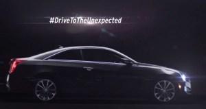Cadillac ATS Coupe_ #DrivetotheUnexpected
