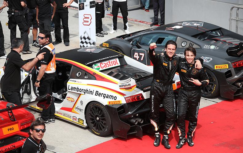 #JuevesDeRelojRacing – Blancpain y Lamborghini
