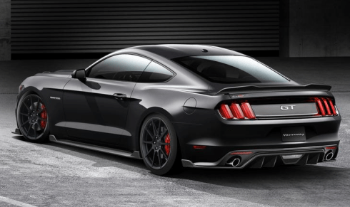 Mustang Hennessey