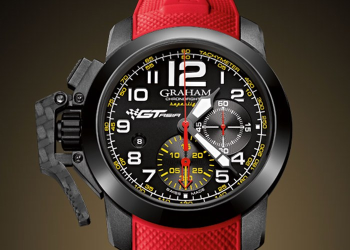 #JuevesDeRelojRacing  – Chronofighter Oversize GT Asia, Graham