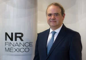 Andrés de la Parra, Director General de NR Finance México.