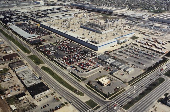 Reconocen a planta de Estampados de Grupo Chrysler