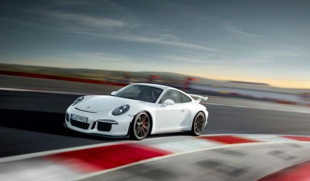 GINEBRA: PORSCHE 911 GT3 RS