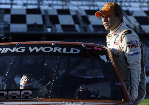 Daniel Suárez consigue su primer Top-10 en la NASCAR Truck