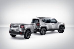 Jeep Renegade Hard Steel HIGH