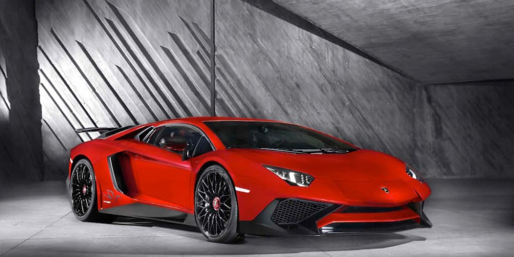 GINEBRA: Lamborghini Aventador LP 750-4 Superveloce