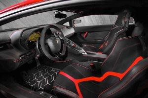 Lamborghini Aventador LP 750-4 Superveloce_Interior