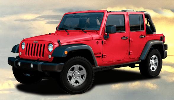 Top 5 vehículos ideales para lluvia